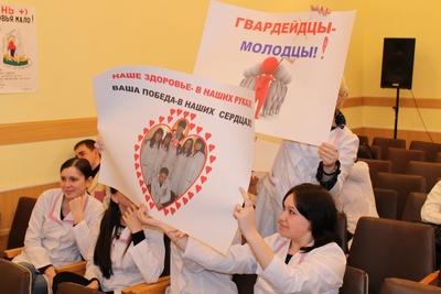 Девизы на конкурс для медсестер